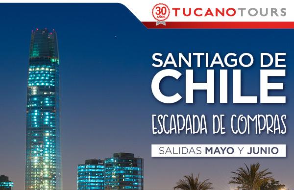 Escapada de Compras a Santiago de Chile con Tucano Tours