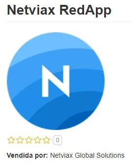 Captura Netviax Red App